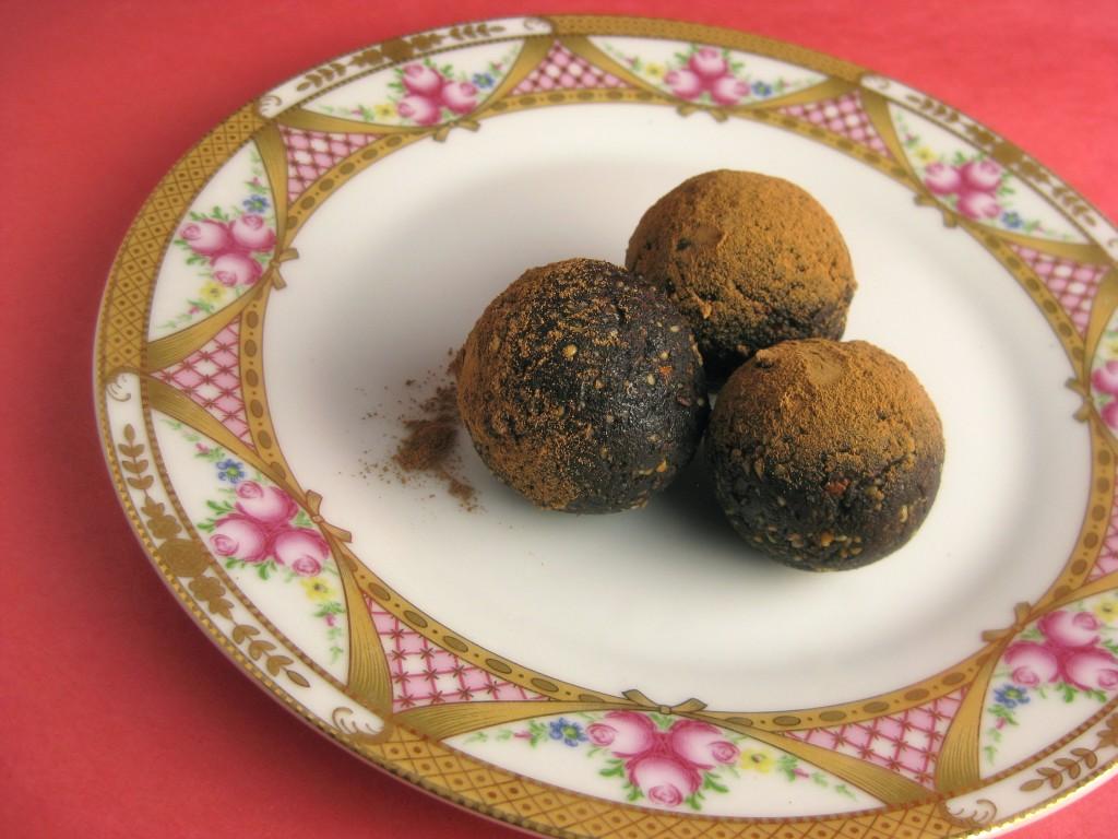 cocoaalmondballs